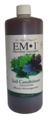 TeraGanix EM-1 Microbial Incoulant
