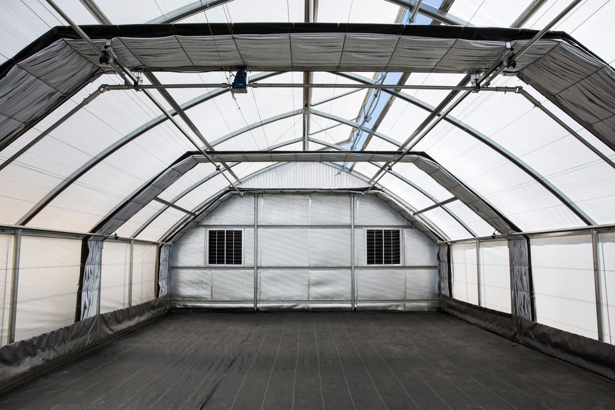 Light Deprivation Greenhouses and Techniques ...